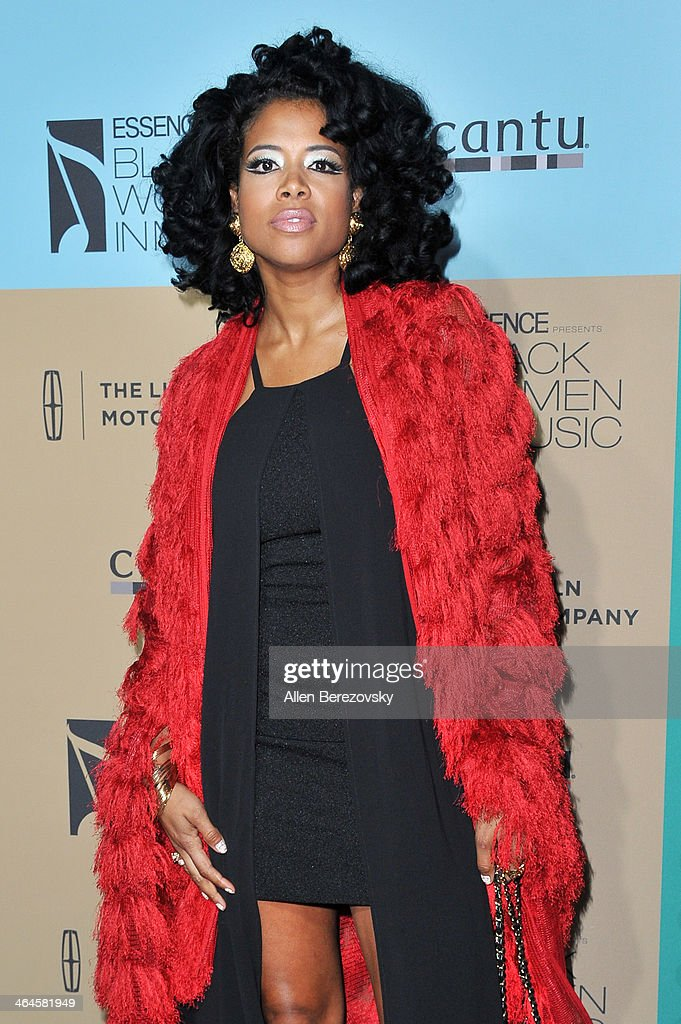 Singer Kelis attends Essence Magazine's 5th Annual Black Women In Music Event at 1 OAK on January 22, 2014 in West Hollywood, California.