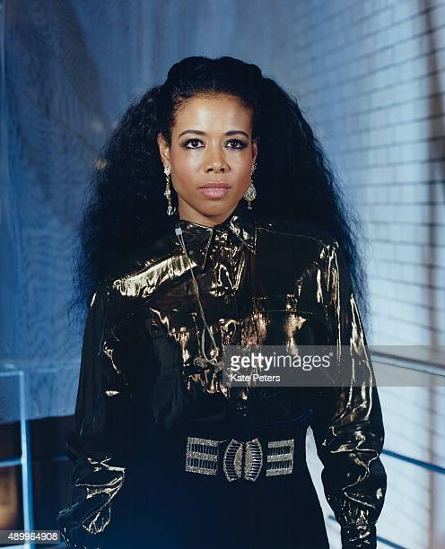 Singer Kelis is photographed for the Guardian on March 3 2014 in London England