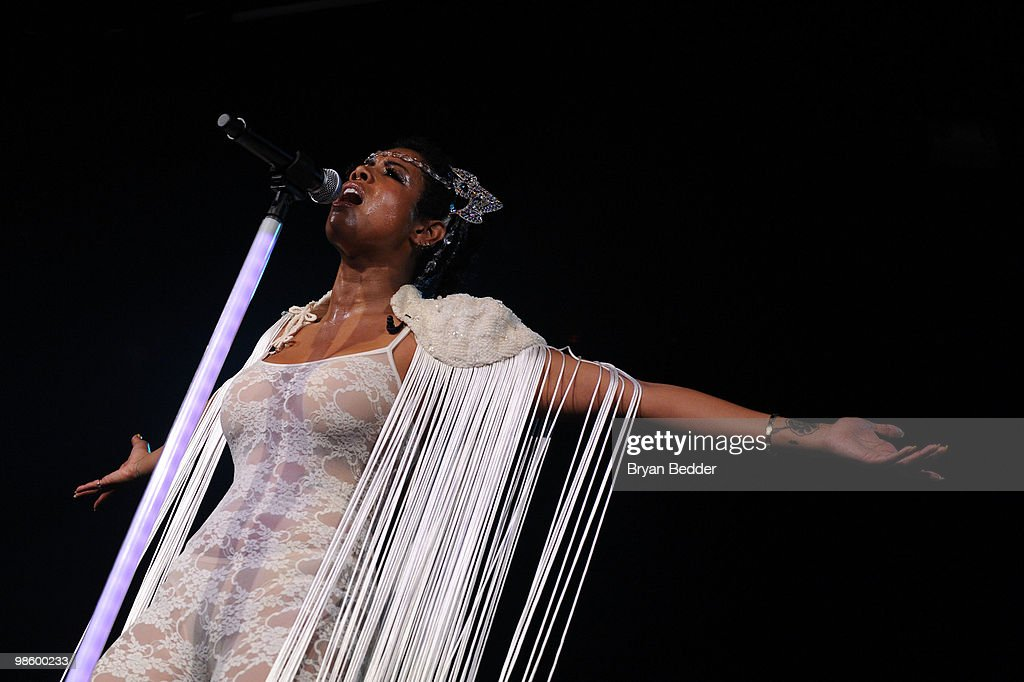 Kelis Performs At Santos Party House : News Photo