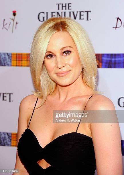 Singer Kellie Pickler attends the 9th Annual Dressed To Kilt charity fashion show at Hammerstein Ballroom on April 5 2011 in New York City
