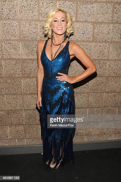 Singer Kellie Pickler attends the American Country Awards 2013 at the Mandalay Bay Events Center on December 10, 2013 in Las Vegas, Nevada.
