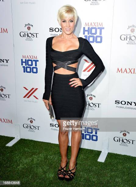 Singer Kellie Pickler attends the Maxim Hot 100 Party at Create on May 15 2013 in Hollywood California