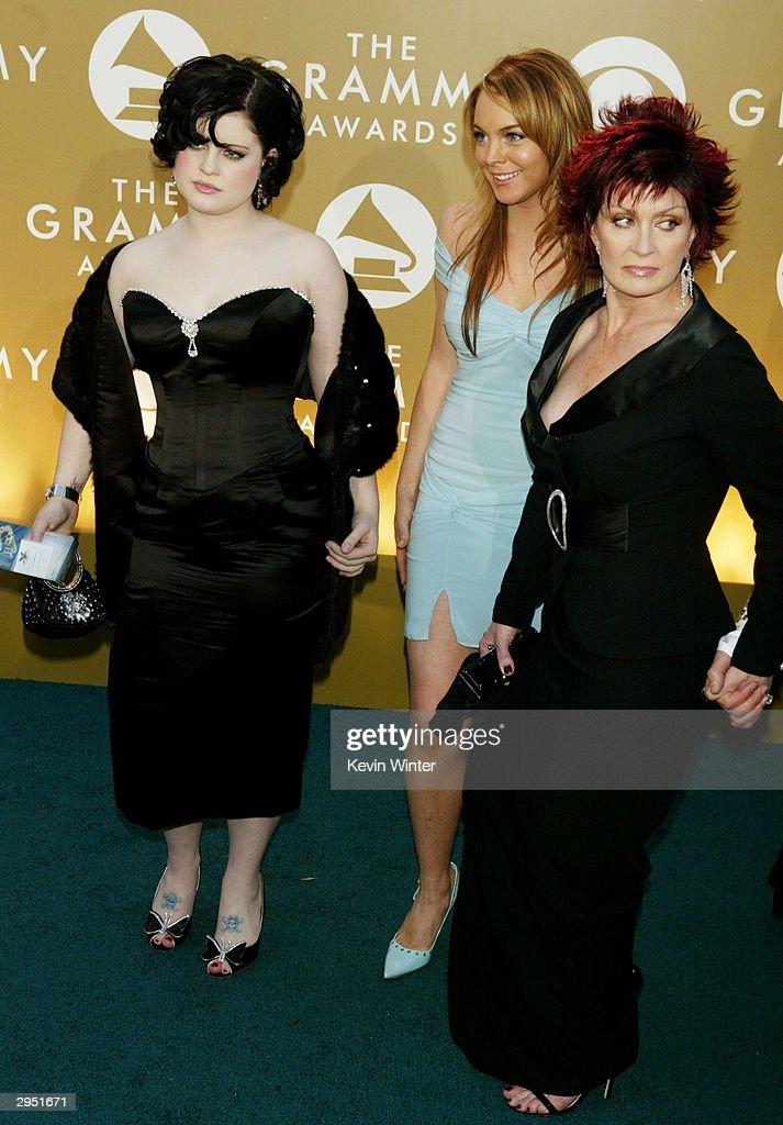 46th Annual Grammy Awards - Arrivals : Foto jornalística