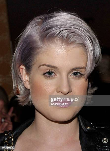Singer Kelly Osbourne attends DJ Night hosted by Vanity Fair and Hudson Jeans held at Palihouse Holloway on March 2 2010 in Los Angeles California