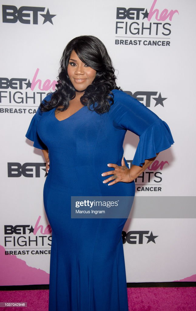 """""""BET Her: Fights Breast Cancer"""" : News Photo"""