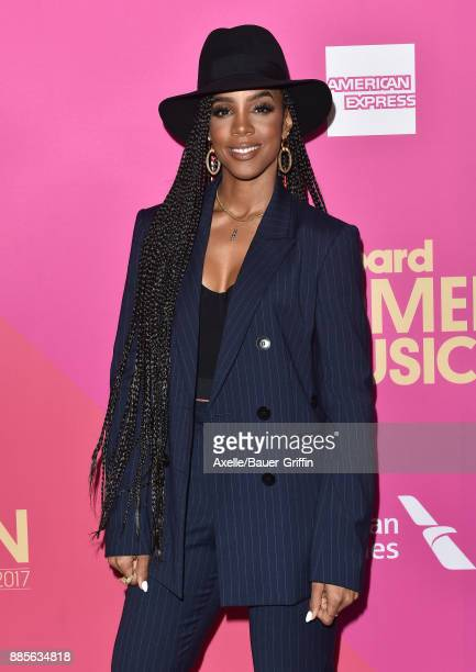 Singer Kelly Rowland arrives at the Billboard Women In Music 2017 at The Ray Dolby Ballroom at Hollywood Highland Center on November 30 2017 in...