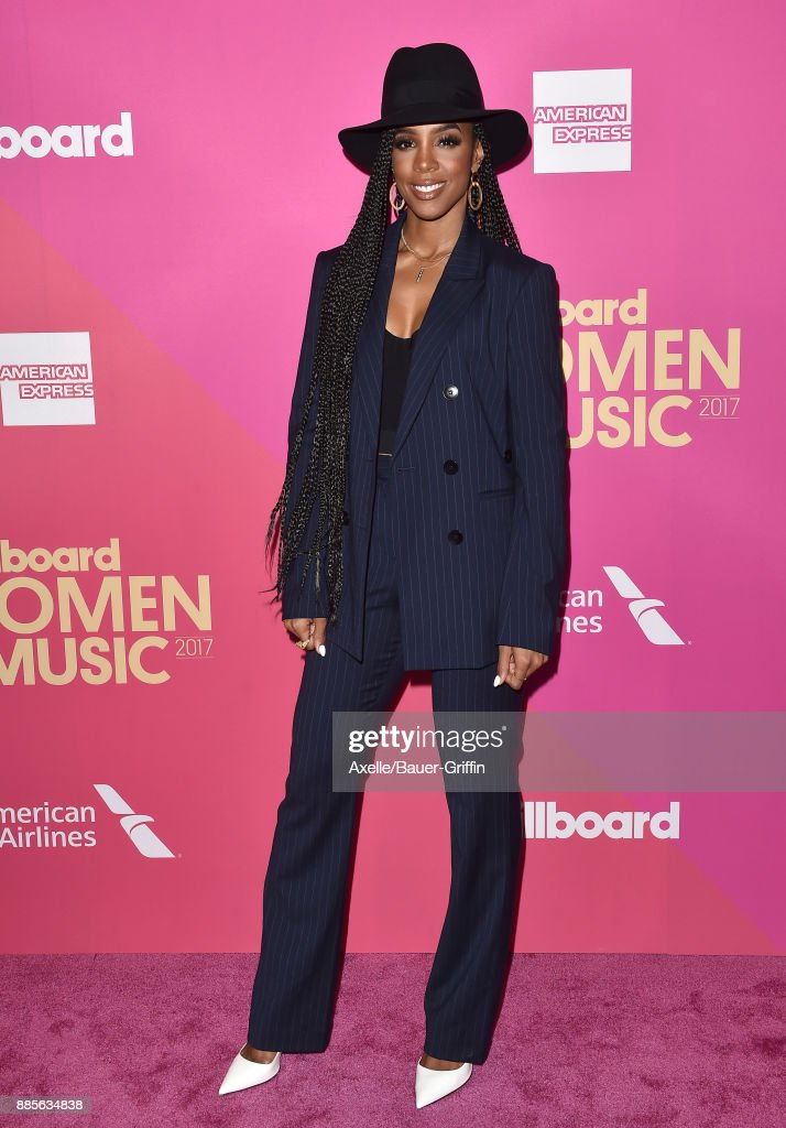 Singer Kelly Rowland arrives at the Billboard Women In Music 2017 at The Ray Dolby Ballroom at Hollywood & Highland Center on November 30, 2017 in Hollywood, California.