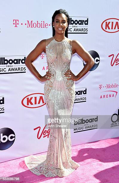 Singer Kelly Rowland attends the 2016 Billboard Music Awards at TMobile Arena on May 22 2016 in Las Vegas Nevada