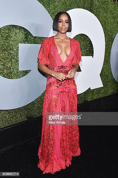 Singer Kelly Rowland attends the 2016 GQ Men of the Year Party at Chateau Marmont on December 8 2016 in Los Angeles California