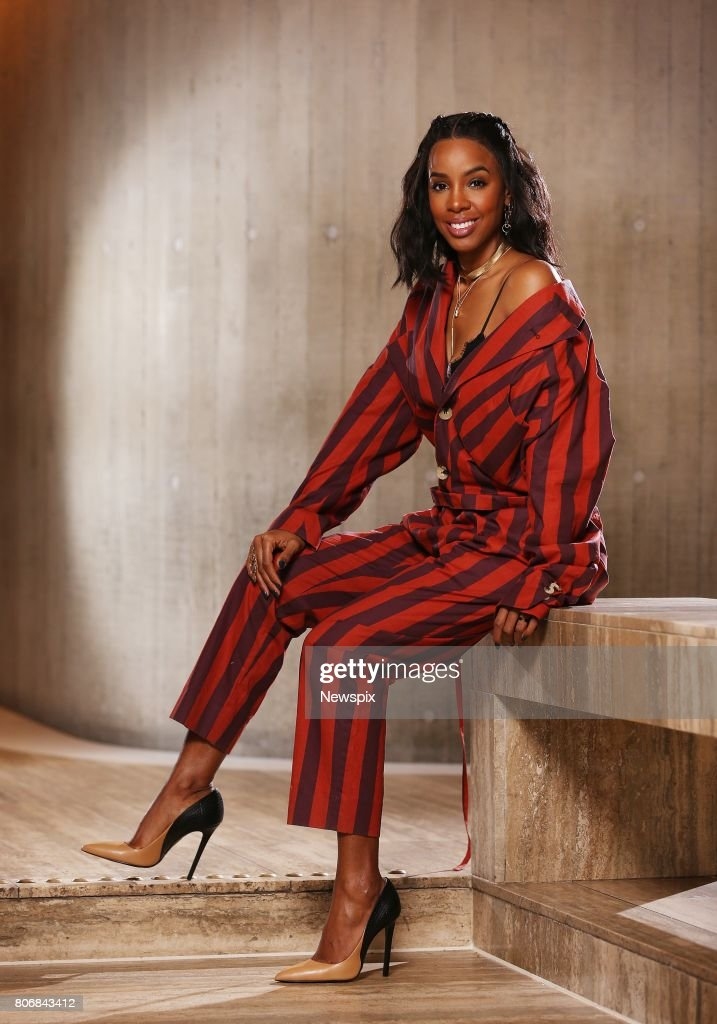 Kelly Rowland Portrait Shoot