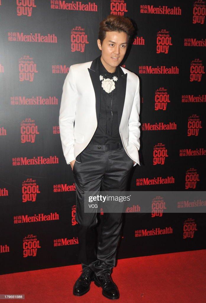 Men's Health Magazine Cool Guy Contest - Red Carpet