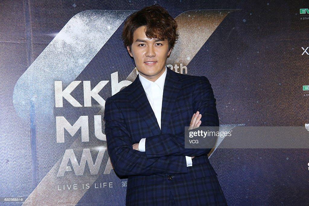 12th KKBOX Music Awards Held In Taipei