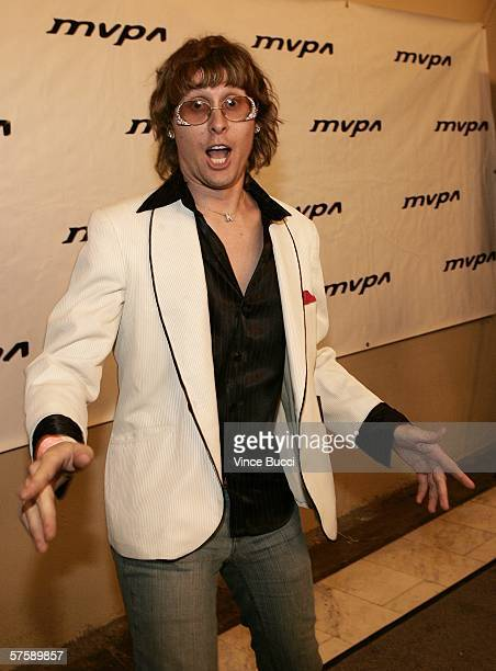 Singer Kennedy attends the Music Video Production Association's 15th Annual MVPA Awards at the Orpheum Theatre on May 11 2006 in Los Angeles...