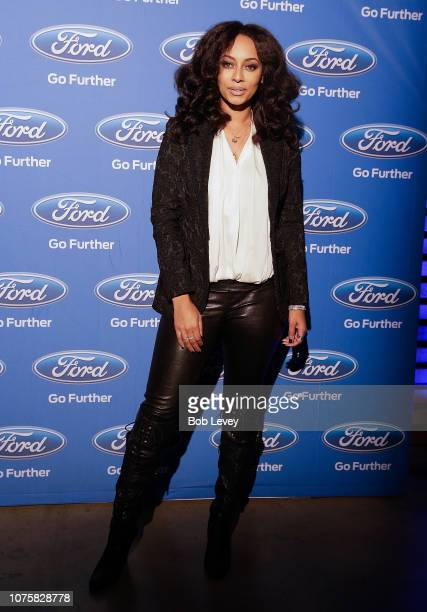 Singer Keri Hilson at the ESSENCE + Ford My City 4 Ways - Houston at White Oak Music Hall on December 01, 2018 in Houston, Texas.