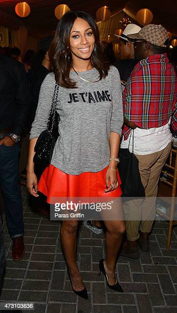 Singer Keri Hilson attends ATL Live On The Park at Park Tavern on May 12, 2015 in Atlanta, Georgia.