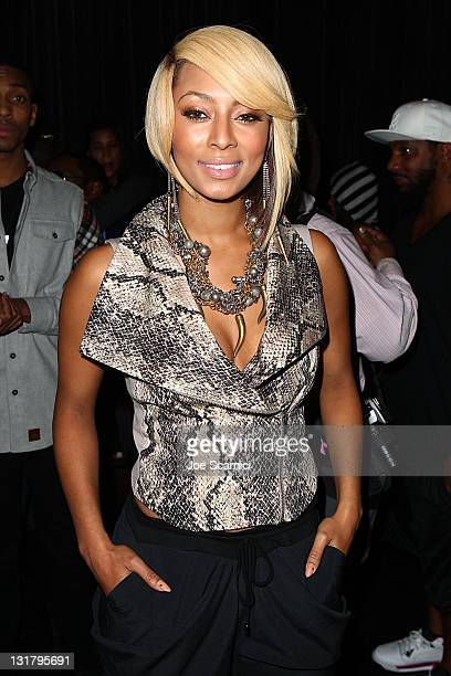 Singer Keri Hilson attends Grammy AwardWinning Producer And Billboard's RB/Hip Hop Producer Of The Year Polow Da Don Hosts Behind The Beat at Thom...