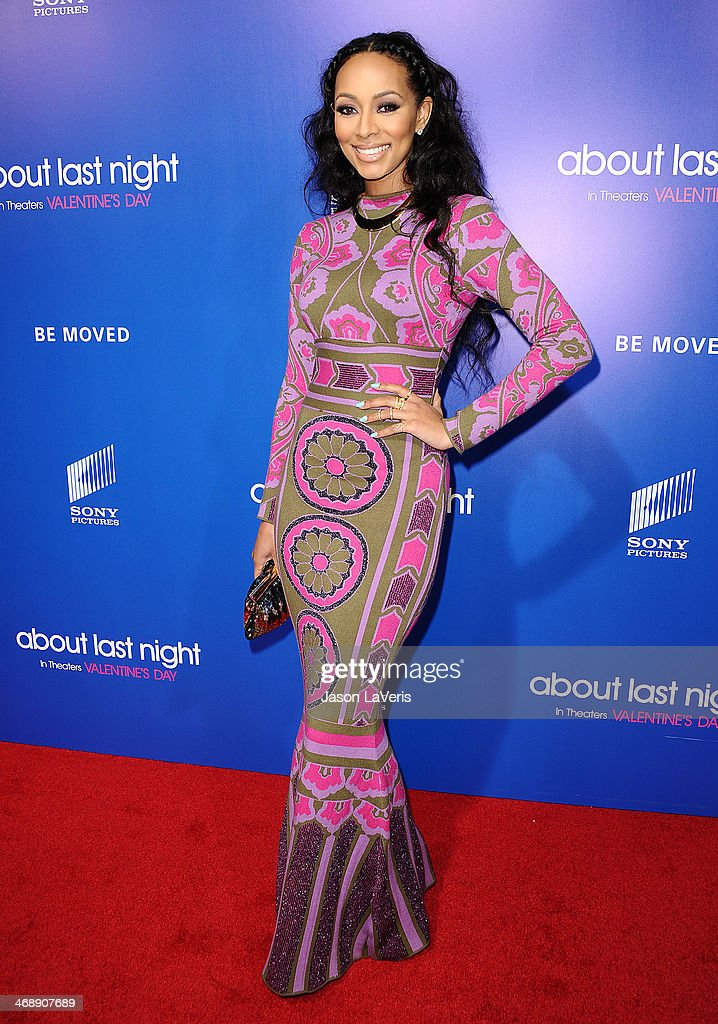 """The Pan African Film & Arts Festival Premiere Of Screen Gems' """"About Last Night"""" : News Photo"""