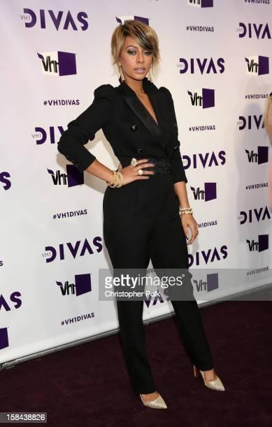 "Singer Keri Hilson attends ""VH1 Divas"" 2012 at The Shrine Auditorium on December 16, 2012 in Los Angeles, California."