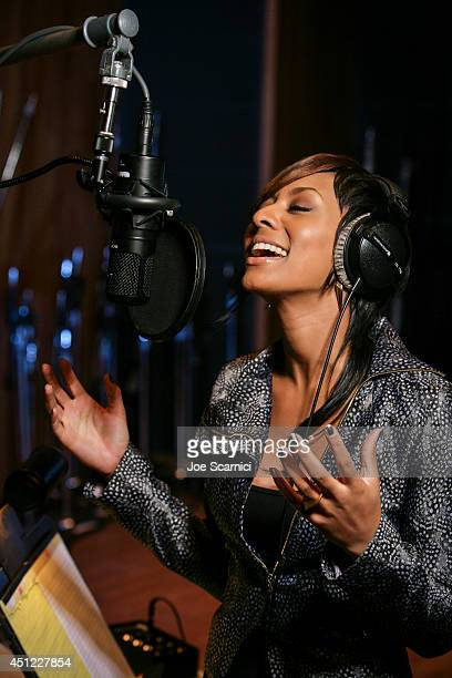 Singer Keri Hilson is photographed for Self Assignment on November 11 2009 in Los Angeles California