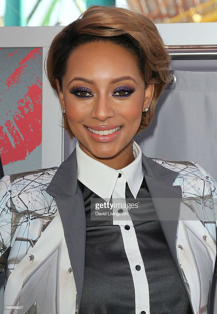 "Keri Hilson Launches The Gillette ""Kiss & Tell"" Experiment"
