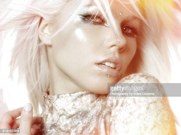 Singer Kerli is photographed for The Untitled Magazine on January 14 2013 in New York City PUBLISHED IMAGE CREDIT MUST READ Indira Cesarine/The...