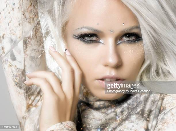 Singer Kerli is photographed for The Untitled Magazine on January 14 2013 in New York City CREDIT MUST READ Indira Cesarine/The Untitled...