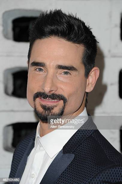 Singer Kevin Richardson of The Backstreet Boys attends the premiere of Gravitas Ventures' Backstreet Boys Show 'Em What You're Made Of at ArcLight...