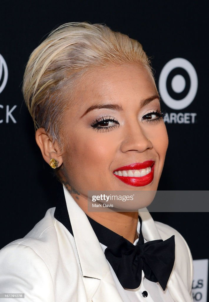 Singer Keyshia Cole arrives at UNCF's 34th Annual An Evening Of Stars held at Pasadena Civic Auditorium on December 1, 2012 in Pasadena, California.