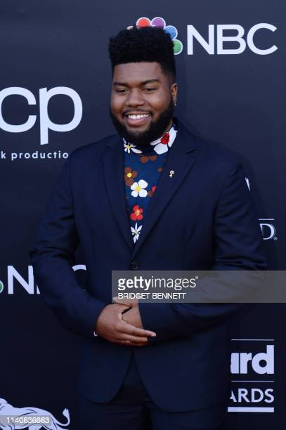 Singer Khalid attends the 2019 Billboard Music Awards at the MGM Grand Garden Arena on May 1 in Las Vegas, Nevada.