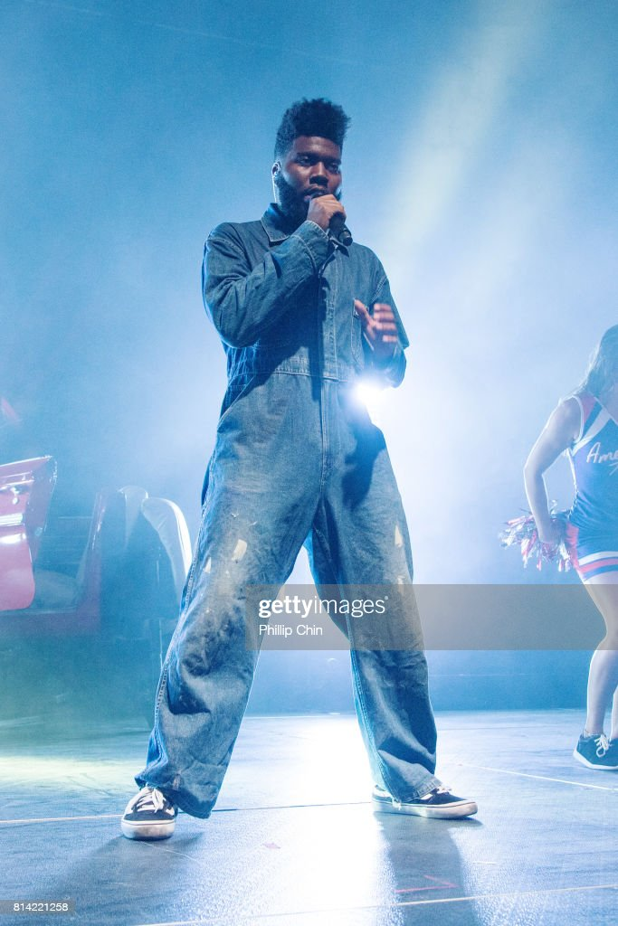 Khalid In Concert - Vancouver, BC : News Photo