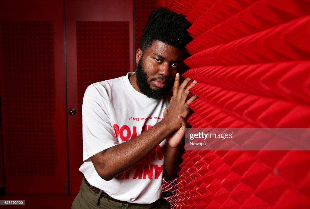 Khalid Sydney Portrait Shoot : News Photo