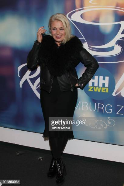 Singer Kim Wilde at HH Zwei on February 27 2018 in Hamburg Germany