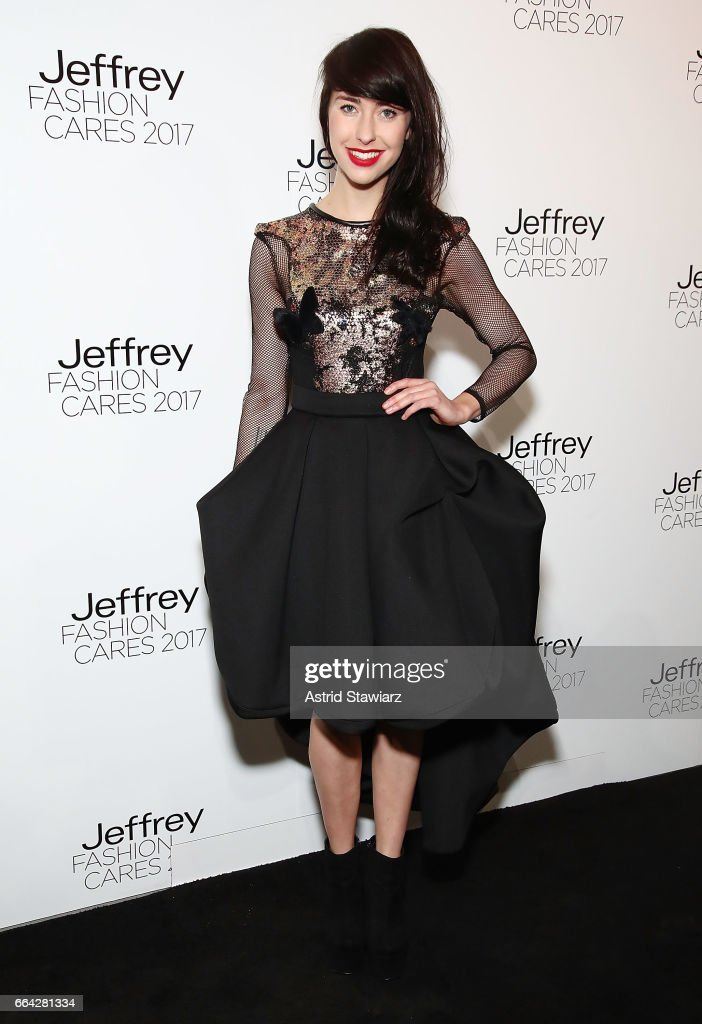 Jeffrey Fashion Cares 2017 - Arrivals
