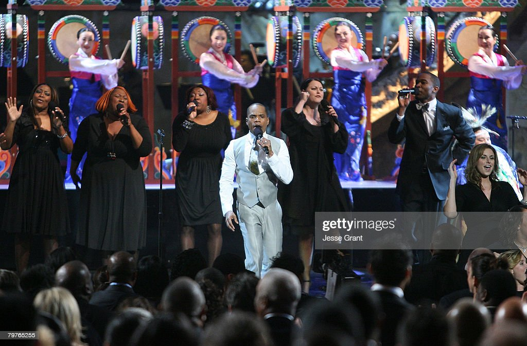 39th NAACP Image Awards - Show : News Photo