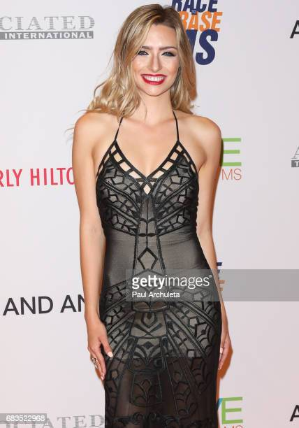 Singer Kirsten Collins attends the 24th annual Race To Erase MS Gala at The Beverly Hilton Hotel on May 5 2017 in Beverly Hills California