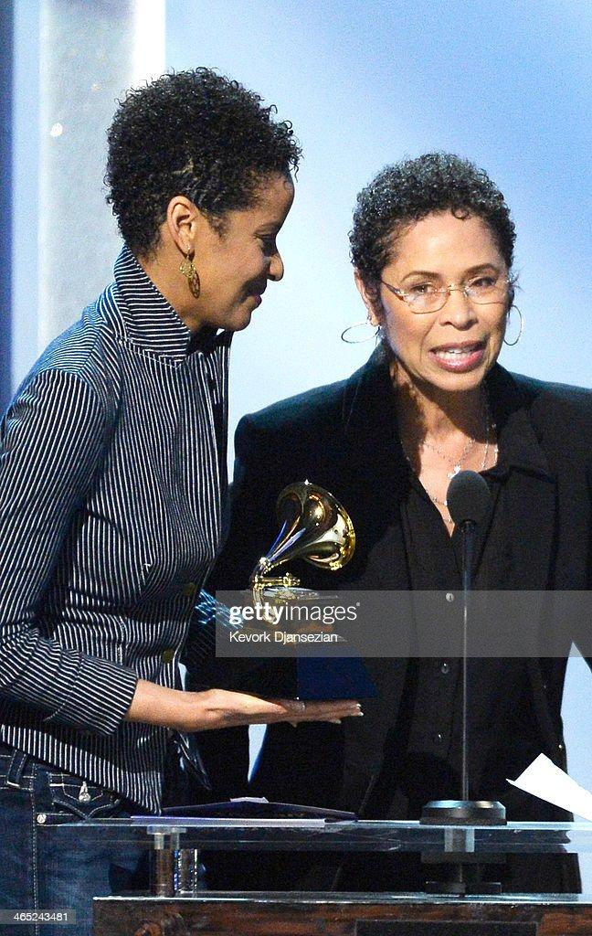 56th GRAMMY Awards - Pre-Telecast : News Photo