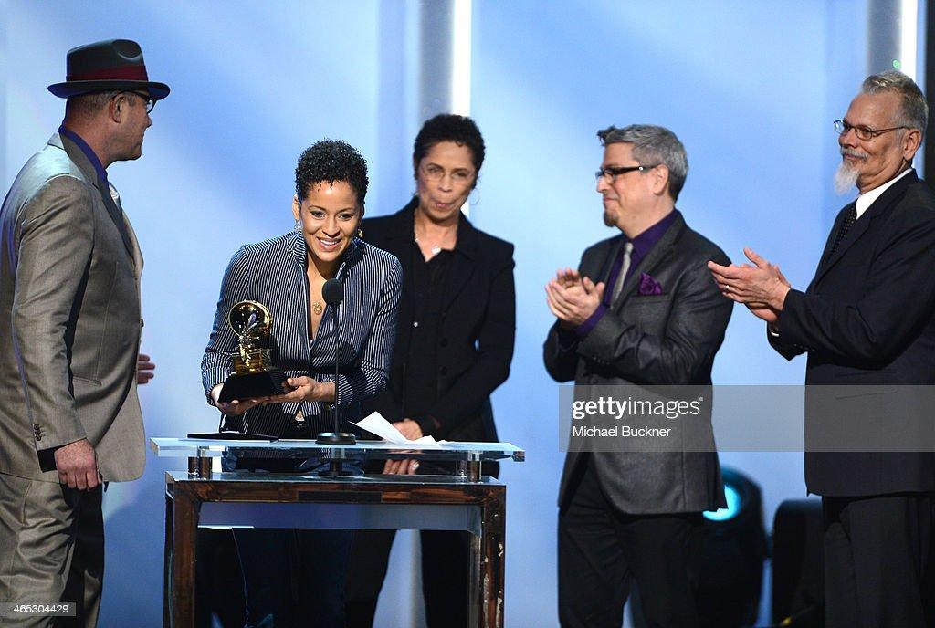 56th GRAMMY Awards - GRAMMY Pre-Telecast : News Photo