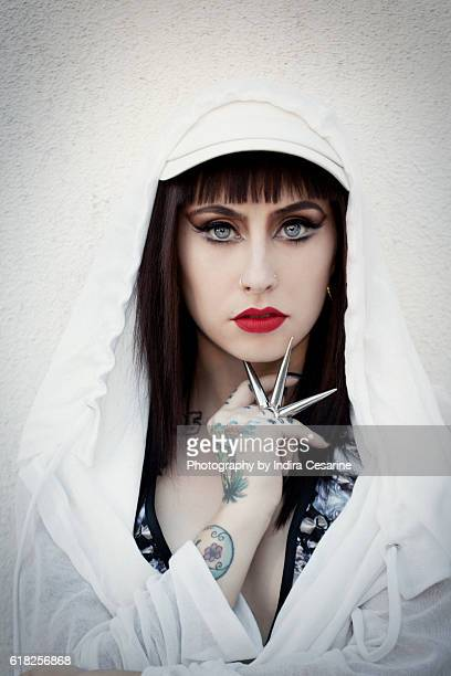 Singer Kreayshawn is photographed for The Untitled Magazine on January 3 2013 in Los Angeles California PUBLISHED IMAGE CREDIT MUST READ Indira...