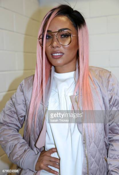 Singer Kreesha Turner attends the 2017 Cut Hip Hop Awards at Queen Elizabeth Theatre on May 6 2017 in Toronto Canada