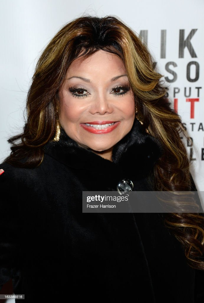 "Opening Night Of ""Mike Tyson: Undisputed Truth"" At The Pantages Theatre - Arrivals"