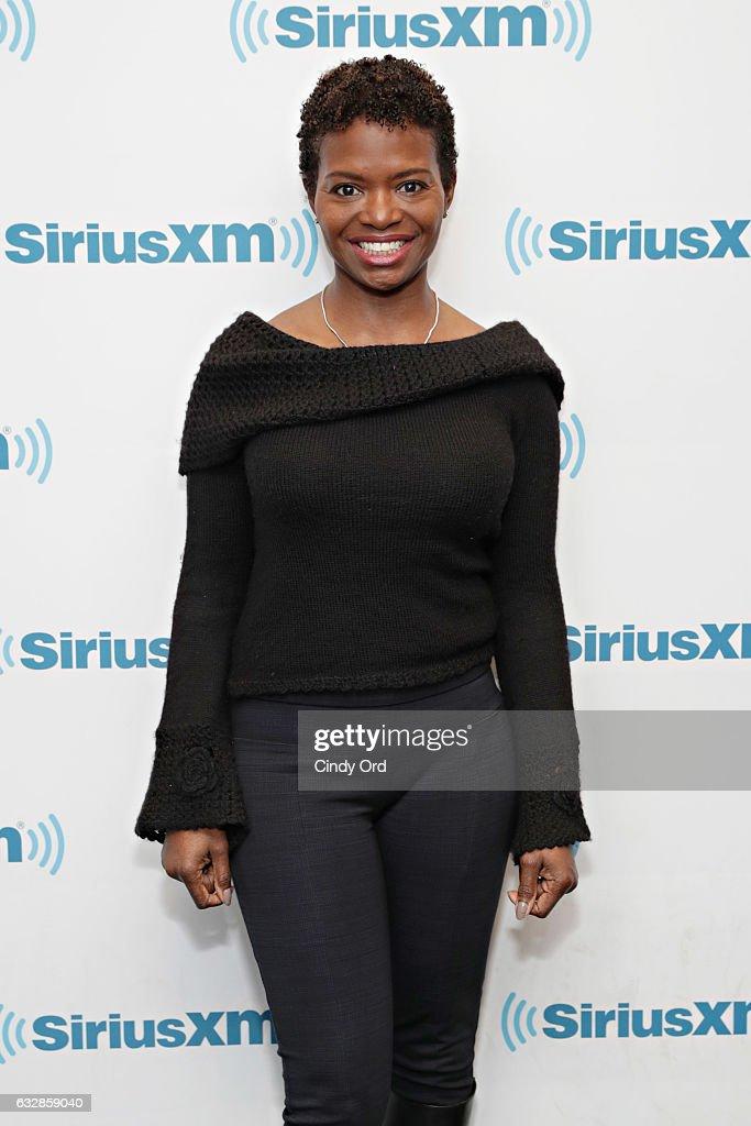 Celebrities Visit SiriusXM - January 27, 2017