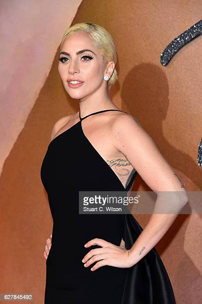 Singer Lady Gaga attends The Fashion Awards 2016 on December 5 2016 in London United Kingdom
