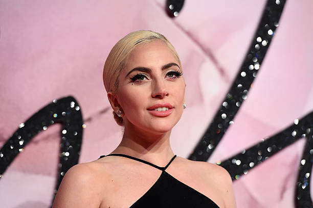 Singer Lady Gaga attends The Fashion Awards 2016 on December 5, 2016 in London, United Kingdom.