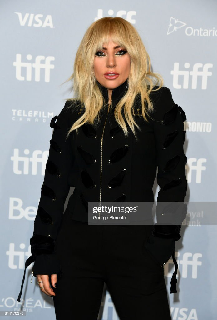 "2017 Toronto International Film Festival - ""Lady Gaga: Five Foot Two"" Press Conference"