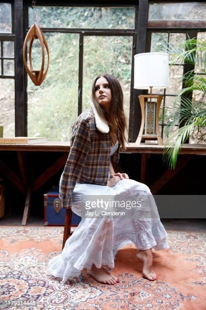 CA: Lana Del Rey, Los Angeles Times, October 6, 2019