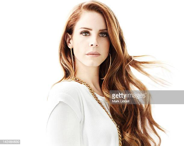Singer Lana Del Rey is photographed for People Magazine on March 13 2012 in Los Angeles California PUBLISHED IMAGE