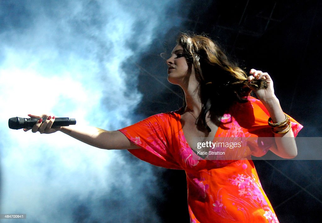 2014 Coachella Valley Music and Arts Festival - Day 3 : News Photo