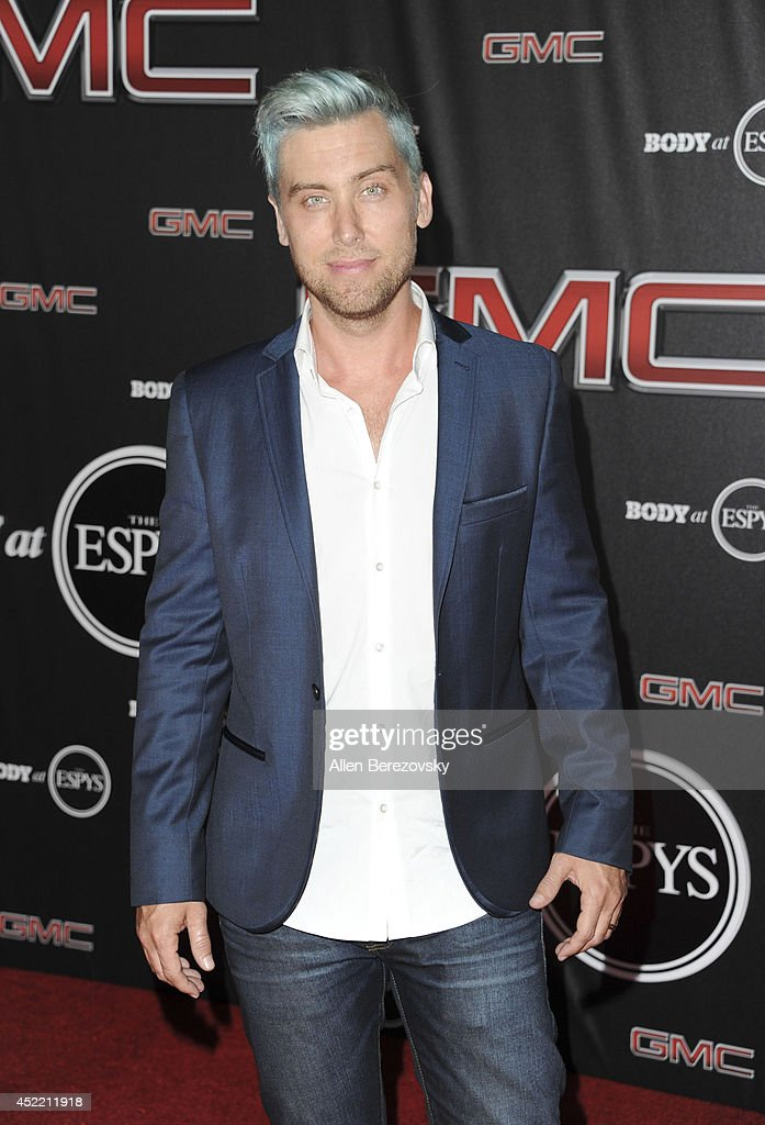 Singer Lance Bass attends ESPN Presents BODY At ESPYS Pre-Party at Lure on July 15, 2014 in Hollywood, California.