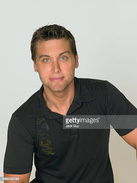 Lance Bass, People Magazine, August 7, 2006