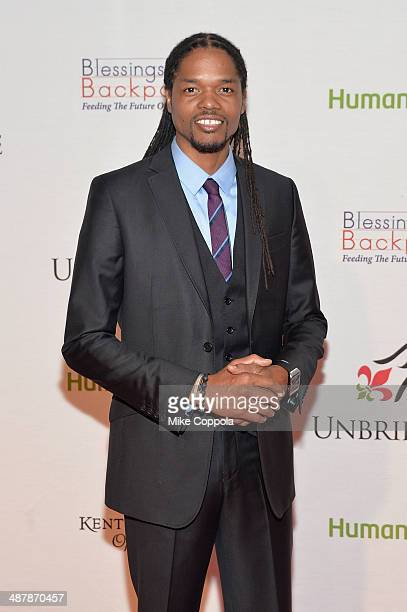 Singer Landau Eugene Murphy Jr attends the 2014 Unbridled Eve Derby Gala during the 140th Kentucky Derby at Galt House Hotel Suites on May 2 2014 in...